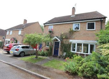Thumbnail 4 bedroom detached house to rent in Did-Dell Court, Linton, Cambridge
