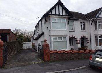 Thumbnail 4 bed semi-detached house for sale in Harries Avenue, Llanelli