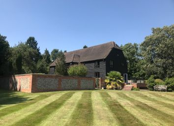 Bowstridge Lane, Chalfont St. Giles, Buckinghamshire HP8. 5 bed barn conversion