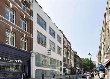 Thumbnail Serviced office to let in Greville Street, London