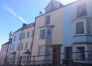 Thumbnail 4 bed terraced house to rent in Goat Street, Haverfordwest