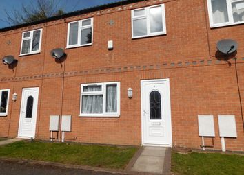Thumbnail 3 bed town house to rent in Potmakers Grove, Sutton-In-Ashfield