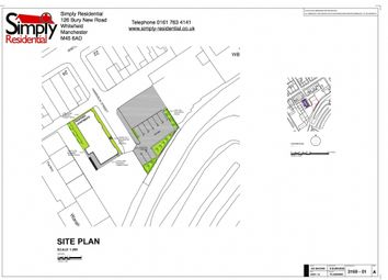 Thumbnail Land for sale in Harrison Street, Horwich, Bolton