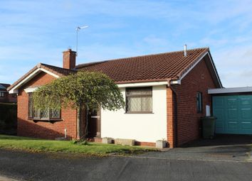 Thumbnail 3 bed bungalow for sale in Rothley Close, Shrewsbury