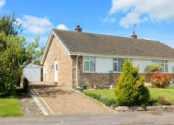 Thumbnail 2 bed semi-detached bungalow to rent in Crispin Road, Winchcombe, Cheltenham