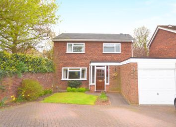 Thumbnail 4 bed detached house for sale in Fordham Avenue, Stratford-Upon-Avon