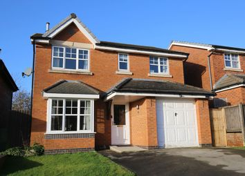 Thumbnail 4 bed detached house for sale in Dunlin Avenue, Heysham, Morecambe