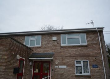 Thumbnail 2 bedroom flat to rent in Valley Close, Barnstaple
