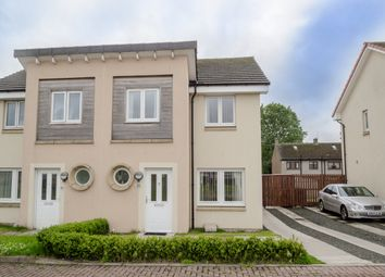 Thumbnail 3 bed semi-detached house for sale in Trondheim Parkway West, Dunfermline