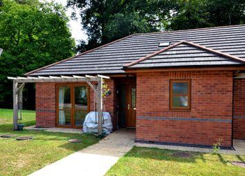 Thumbnail 1 bed bungalow for sale in 25 The Paddocks, Gittisham Hill Park, Honiton, Devon