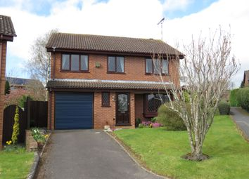 Thumbnail 4 bed detached house for sale in Larkfield Way, Allesley, Coventry