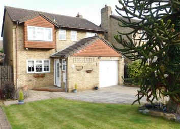 Thumbnail 4 bedroom detached house for sale in Marschefield, Stotfold, Hitchin