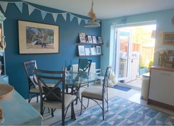 Thumbnail 4 bed end terrace house for sale in Walkers Way, Roade