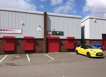 Thumbnail Industrial to let in 94 Portmanmoor Road Industrial Estate, Cardiff 5Hb, Cardiff