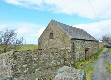 Thumbnail 3 bed barn conversion for sale in Rhosgadfan, Caernarfon