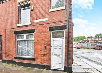 Thumbnail 2 bed terraced house for sale in Milner Street, Radcliffe, Manchester