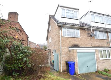 Thumbnail 3 bedroom town house for sale in Colne Valley Road, Haverhill