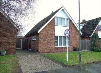 Thumbnail 3 bed detached bungalow for sale in Ingle Close, Spondon, Derby