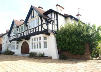 Thumbnail 8 bed detached house for sale in Windermere Avenue, Finchley, London