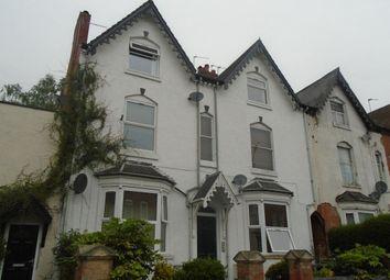 Thumbnail 1 bedroom flat to rent in Stanmore Road, Edgbaston, Birmingham