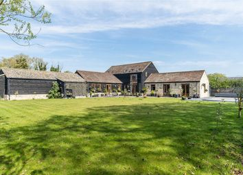 Thumbnail 5 bed detached house for sale in Warboys Road, Old Hurst, Huntingdon