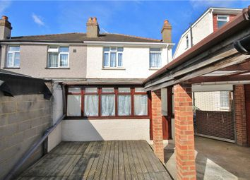 Thumbnail 3 bed semi-detached house to rent in Gladstone Avenue, Feltham