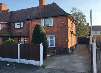 3 bed semi-detached house for sale in Albury Drive, Nottingham NG8