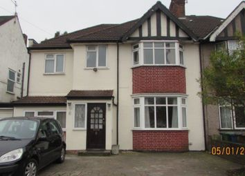 Thumbnail 6 bed semi-detached house to rent in Village Way, Pinner, Rayneslane