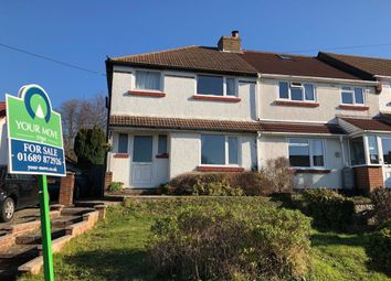 Thumbnail 3 bedroom semi-detached house for sale in Worlds End Lane, Orpington
