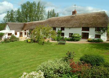 Thumbnail 5 bed detached house to rent in Old Bridge Farm, Plymtree, Devon