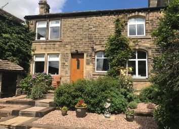 Thumbnail 3 bedroom terraced house for sale in West End, Netherthong, Holmfirth