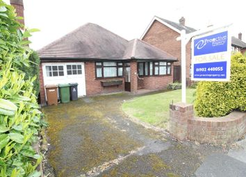 Thumbnail 3 bed detached bungalow for sale in Monmouth Road, Bentley, Walsall