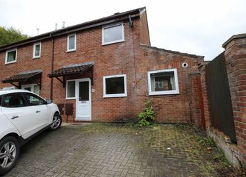 Thumbnail 2 bedroom semi-detached house to rent in Wyefield Court, Monmouth