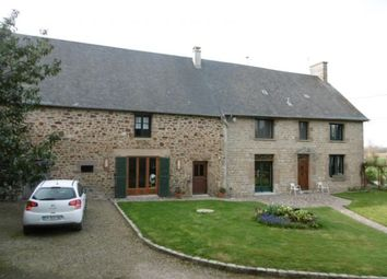 Thumbnail 4 bed country house for sale in Notre-Dame-Du-Touchet, Basse-Normandie, 50140, France