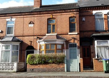 Thumbnail 3 bed terraced house to rent in Poplar Avenue, Birmingham