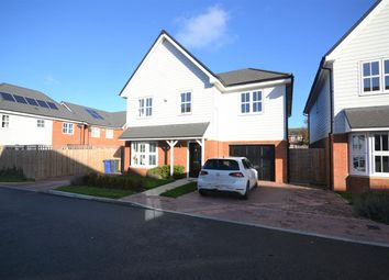 Thumbnail 5 bed detached house for sale in St. Johns Mews, St. Johns Way, Corringham, Stanford-Le-Hope