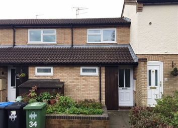 Thumbnail 1 bed terraced house to rent in Dunnerdale, Rugby, Warwickshire