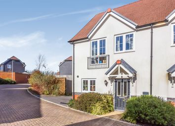 Thumbnail 3 bed semi-detached house for sale in Fulton Road, Bishopdown, Salisbury