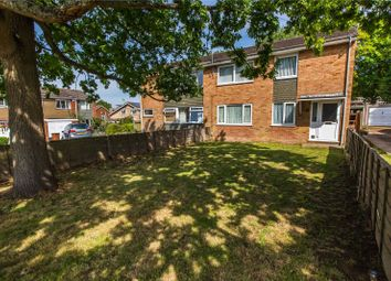 Thumbnail 2 bed maisonette for sale in Exton Close, Chatham, Kent