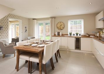 "Thumbnail 4 bed detached house for sale in ""Mitchell"" at Barnsley Road, Flockton, Wakefield"