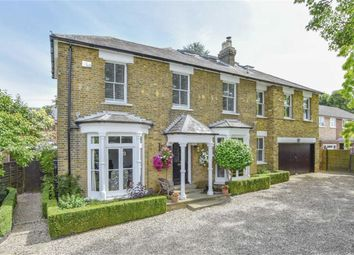 Thumbnail 6 bed detached house for sale in Belle Vue Road, Ware, Hertfordshire