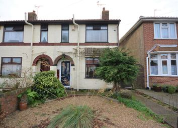 3 bed semi-detached house for sale in Edgerton Road, Lowestoft, Suffolk NR33
