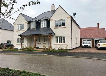 Thumbnail 4 bed semi-detached house for sale in Siddal Street, Tadpole Garden Village, Swindon