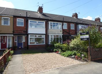 Thumbnail 3 bed property for sale in Tennyson Avenue, Hull
