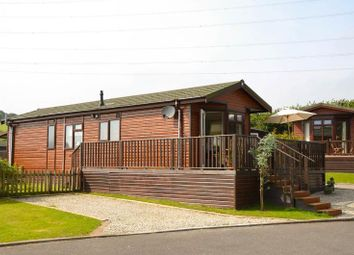 Thumbnail 2 bedroom mobile/park home for sale in Rosewater Lodge, Treroosel Road, St Teath