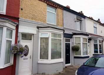Thumbnail 2 bed terraced house for sale in Fourth Avenue, Liverpool