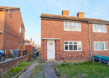 Thumbnail 2 bed semi-detached house to rent in Avenue South, Earl Shilton, Leicester