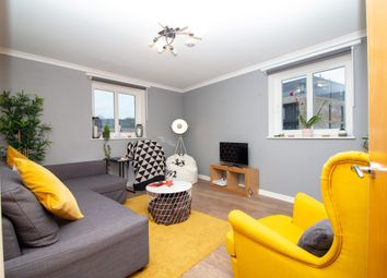 Thumbnail 2 bed flat to rent in Allanfield Place, Hillside, Edinburgh