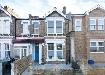 Thumbnail 4 bed flat for sale in Athenlay Road, London