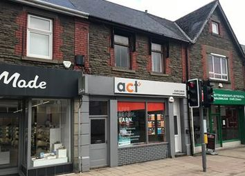 Thumbnail Retail premises to let in 199 High Street, Blackwood